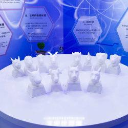 Ks408 355nm resina branca para joalharia