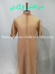 Les hommes Pantalons du vêtement Robe de nouvelle conception de vêtements de mode robe de vêtements Vêtements costumes dames de gros vêtements islamique musulmane Thobe longue robe robe robes arabe