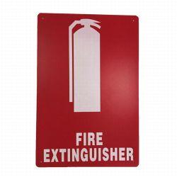 Plastik-pp. Vorsicht der Sicherheits-19g der Produkt-kennzeichnet Feuerbekämpfung-NotSignage