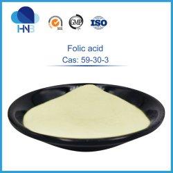 Grado 59-30 Medcine CAS-3 La vitamina B9/ácido fólico en polvo