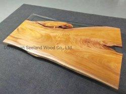 عالة حجم [جبنس] [زلكوفا] خشبيّة نسيج [دين تبل توب] مع حاجة حيّة لأنّ رفاهية أثاث لازم