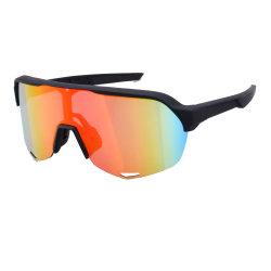 일요일 유리 너무 크은 스포츠 색안경 남자 여자 스포츠 Eyewear를 순환하는 UV400