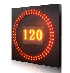 En12966 segnale di messaggio variabile di alta qualità IP 65 a colori LED del segnale del limite di velocità del traffico