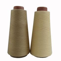 Modèle 30s teints filés de polyester pour le tricot circulaire