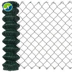 وصلة السلسلة المجلفنة/الشبكة السلكية/الحديقة/الشبكة العنكبوتية/الأسلاك/الأسلاك/المؤقتة/الأمان/السلك الملحوم/سور الشبكة العنكبوتية/الدائرة الظاهرية الخاصة (PVC)