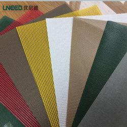 1100D de alta qualidade de tecido de malha de poliéster com revestimento de PVC