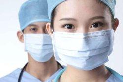 Anti Virus Conrona chirurgical Masque facial jetable médicale face avec la CE de la certification ISO