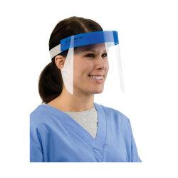Удалите медицинской защиты экрана для лица маска с губкой