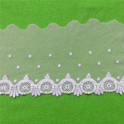 Het TextielKant van het Huis van katoenen Solubale van het Water (C07)