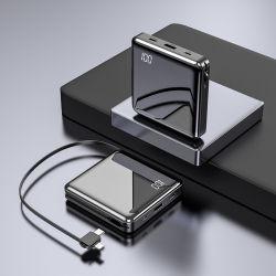 10000mAh аккумуляторная батарея питания для мобильных ПК с помощью обновления литий-полимерные аккумуляторы