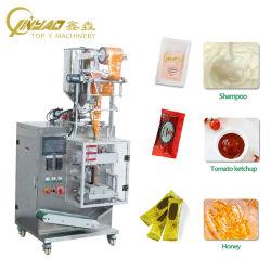 La Acqua-Base vernicia il riempitore liquido del sacchetto della macchina imballatrice per la macchina imballatrice del sacchetto laterale della guarnizione 3 o 4