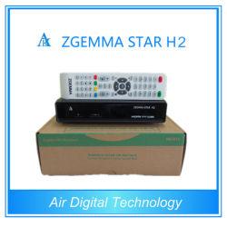 Zgemma-Star H2 dvb-S2 dvb-T2 Full HD Download Software voor Receiver