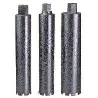 Aangepaste Length&Thread 10mm400mm Boring van de Kern Wet&Dry van het Dak Turbo&Flat Hoogste van Metselwerk/Concreet, Gewapend beton van de Laser Gelaste Boren van de Kern van de Diamant