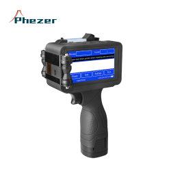 Ordinateur de poche portable Date de péremption de codage des imprimantes jet d'encre thermique de marqueur