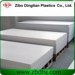 高密度白 PVC ボード屋外家具アプリケーション