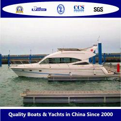 زورق اليخوت الفاخرة Hull of 1340 Fiberglass Boat 13.40 m 43 ft Pleasure اليخت