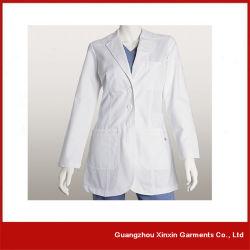Uniformi bianche di professione d'infermiera di colore dell'ospedale su ordinazione (H1)