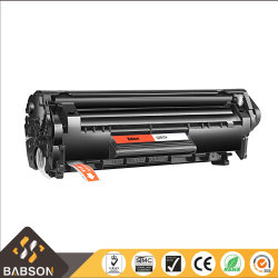 Совместимые тонер для лазерных принтеров HP Q2612A черного цвета благоприятные цены