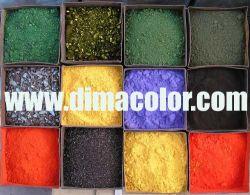 VAT 染料レッド、イエロー、オレンジ、オリバーグリーン、ブルー、 バイオレット、ブラウン、ブラック