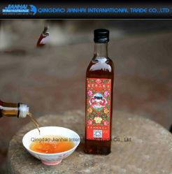750 ml de vidrio de cocina para cocinar la salsa de aceite, el almacenamiento