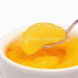 Arance di mandarino in scatola in vendita a caldo in sciroppo leggero Citrus fresco Frutta