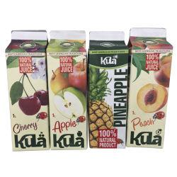 Pur Lait/crème/fromage/café/épices et de la Soupe/fouet Topping/Lactobacillus boissons et jus/d'albumen/Yoghour/Ketchup/JAM/Lavation/Fruit vinaigre Boîte de papier de package