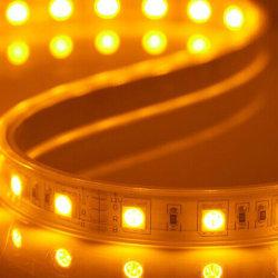 شريط LED مرن للضوء RGB 5050 بقدرة 12 فولت مقاوم للمياه