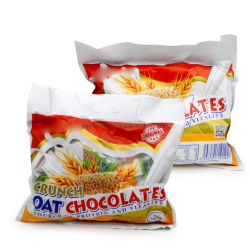 Custom Private Label Halal OAT Choco Chocolate snacks Voedsel