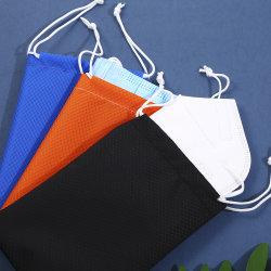 Semi, le stockage portable pour la couverture de visage