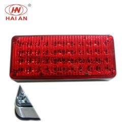 Roter LED-Röhrenblitz-Emergency Träger-Seiten-Montierungs-Blinken-Leuchten (TBF-837L1-R)