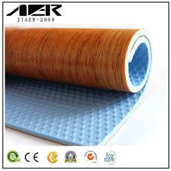 De Waterdichte Bevloering van uitstekende kwaliteit van het Broodje van de Sporten van pvc voor Basketbal, Pingpong, Tennisbaan