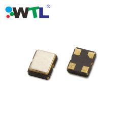 Wtl Fastxo 2.5 x 2.0 200MHzまでの頻度mmのSMDの水晶発振子の