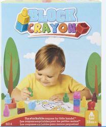 مجموعة هدايا كريون الملونة لرسم الأطفال