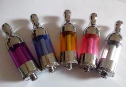 Heißer verkaufender veränderbare Spule Clearomizer der neuen Ankunfts-2013 bunter PRObehälter mit Glasschlauch E CIGS Vaporizer für elektronische Zigarette