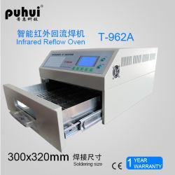 Machine à souder PCB, four à réflexion T962A, Puhui T962A, BGA Reballing, Reflow Solder