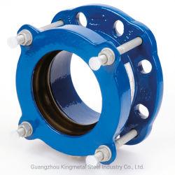 O Ferro Dúctil expressos para tubos de retenção para Adaptador de flange para tubo de HDPE