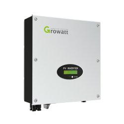 محول الطاقة الشمسية من نوع Growatt بقدرة 1 كيلووات 2 كيلووات 3 كيلووات 4 كيلووات w 5 كيلووات على الشبكة محول لوحة الطاقة الشمسية ذات التيار المتردد مربوط أحادي ثلاثي الأطوار الصين الصفحة الرئيسية لأسعار المصنّع