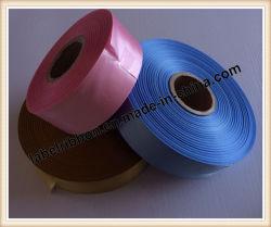 Seul côté de l'impression bord tissé polyester Satin (SW500)