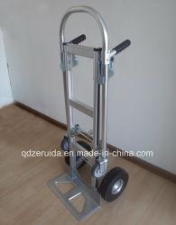 Capacidade de carga até 350 kg do veículo conversível de alumínio