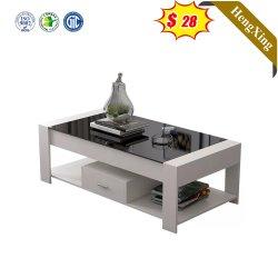 2019 모던 베니어 호텔 핫 셀 프레스 전통 유리 테이블 가구(UL-MFC0263)
