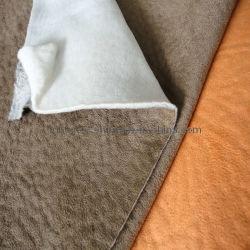 Elefant-Haut-Veloursleder-Gewebe für Sofa