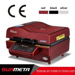 3D-Freesub Сублимация вакуум нагрева пресс машины для продажи (ST-3042)