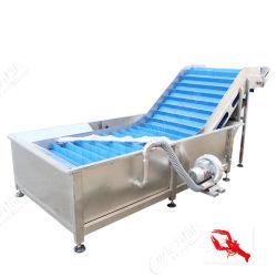 자동 랍스터 랍스터 고기 해산물 제품 물 거품 세탁기