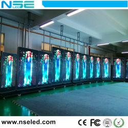 Sol intérieur Affichage LED numérique permanent de la commercialisation de la publicité