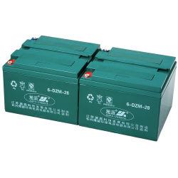 De Plomo-ácido de batería recargable de almacenamiento de chatarra de baterías de plomo