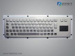 Het Ruwe Toetsenbord van de kiosk met Waterdichte Aanraking IP65 (D-8618)