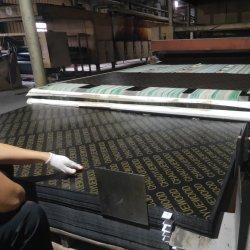 フェノール樹脂のフィルムのための浸透させたフィルムのペーパーは合板に直面した