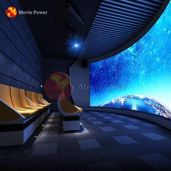고품질 두바이에 있는 상업적인 5D 영화관 장비 시스템 역동적인 게임 4D 극장