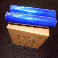 Alavanca manual de acondicionamento com filme StretchRolos Forte Palete Preto encolher o elenco filme estirável Filme integrante da embalagem