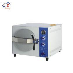 TM-xb-20j de 4 à 6 minutes de la stérilisation rapide 20L'ordinateur de bureau Manuel de classe B stérilisateur Autoclave à vapeur haute pression